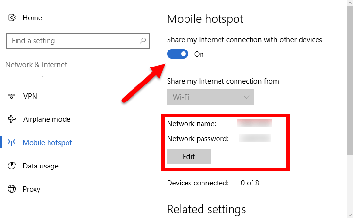 Turn Your Windows PC into a WiFi Hotspot