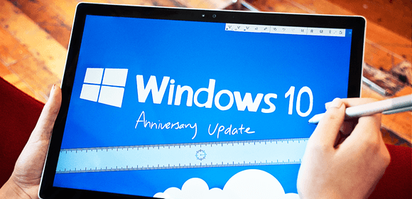 Windows 10 Anniversary Update New Features
