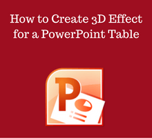 how-to-create-3d-effect-for-a-powerpoint-table-tfi