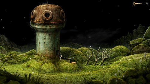 Samorost 3 Home