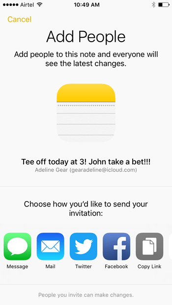 share-notes-ios-10-tips