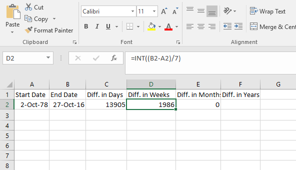 calculate-weeks-in-whole-number
