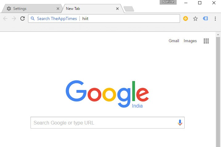How to Search a Website Without Navigating to It in Chrome