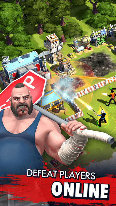 zombie anarchy combat-strategy-game