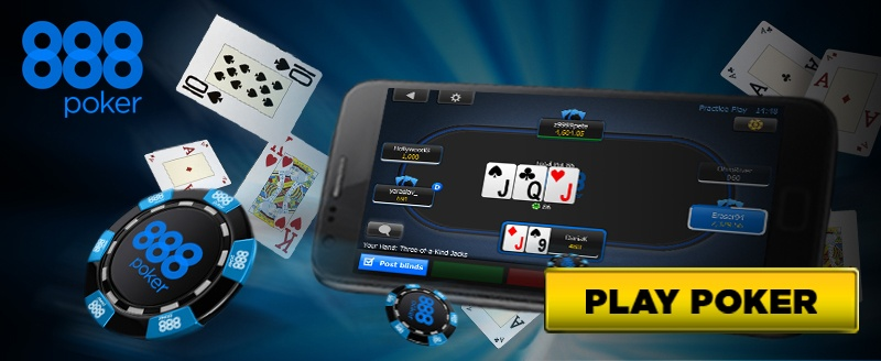 888Poker App Review