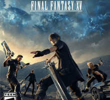 Final Fantasy XV Launches on PS4 and Xbox One