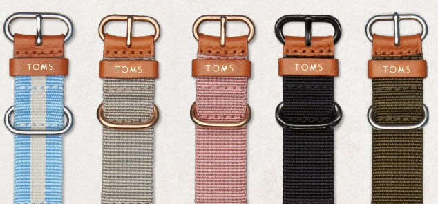 toms for apple watch the utility collection