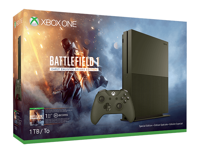 Battlefield 1 Special Edition Bundle