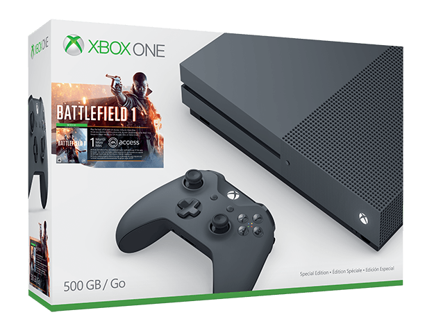 Battlefield 1 Storm Grey Special Edition Bundle