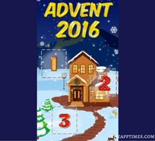 Count Down to Christmas with the Holiday Advent Calendar 2016 - tfi