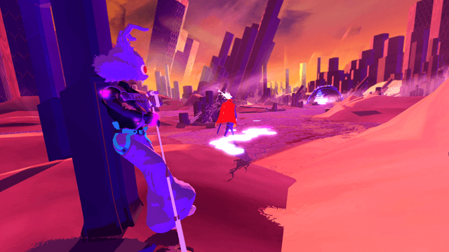 Furi for Xbox, PS4, PC