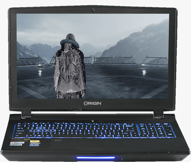 Best Gaming laptops - Origin EON15-X