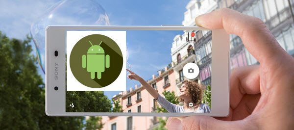 Android Nougat Update for Sony Xperia Z5