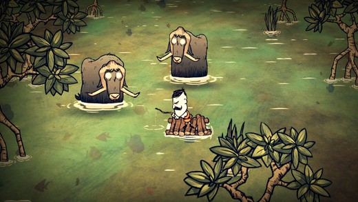 Don't Starve Shipwrecked 1