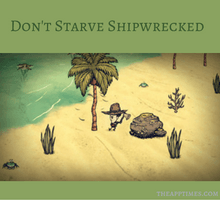 Don't Starve Shipwrecked - tfi