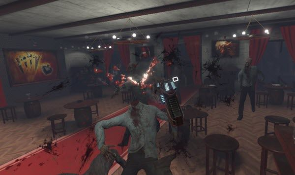 Drunk or Dead HTC Vive game