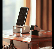 Elago W2 Nightstand is an Adorable Stand for Your Apple Watch - tfi