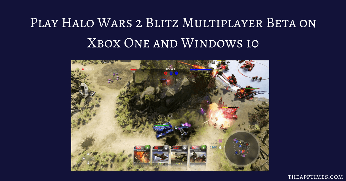 how to play halo wars 2 multiplayer