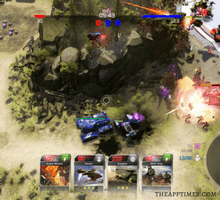 Halo Wars 2 Blitz Multiplayer Beta - tfi