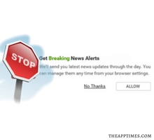 How to Stop Notifications From Showing Up on the Web Browser - tfi