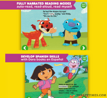 Nick Jr. Books is a Fantastic Reading App Your Kids Will Love- tfi