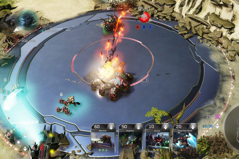 Play Halo Wars 2 Blitz Multiplayer Beta on Xbox One and Windows 10