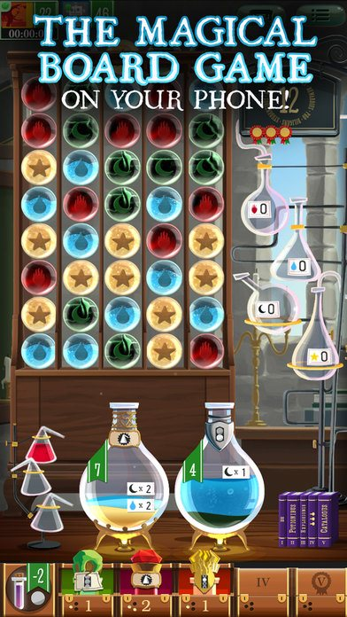 Potion Explosion - Best Android and iOS Games in Week 4 Jan 2017