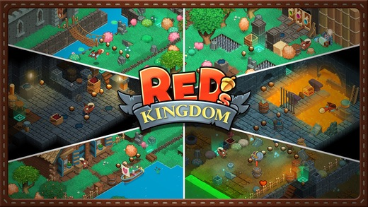Best Android and iOS Games in Week 4 January 2017 - Red's Kingdom