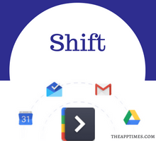 Shift Desktop Client - tfi