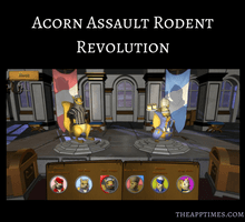 Turn Based Strategy Game Acorn Assault Rodent Revolution is Now on Xbox One - tfi