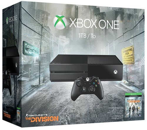 Xbox One Tom Clancy The Divison
