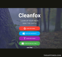 Clean Up Your Gmail and Unsubscribe Newsletters Easily with Cleanfox - tfi