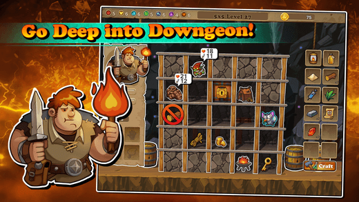 Downgeon Quest -