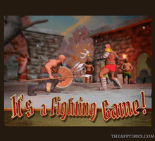 Gladiator Bastards is an Arcade Game That Will Keep You Occupied for Hours - tfi