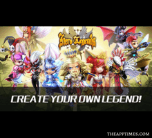 Hero Legends – Enter a Fantasy RPG World To Restore Peace or Create Chaos