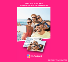 Instantaneously Create, Print, and Post Cards with MyPostcard - tfi