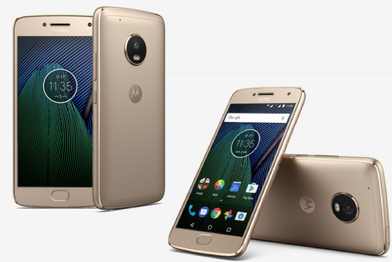 Moto G5 Plus Launch in India - TATFI
