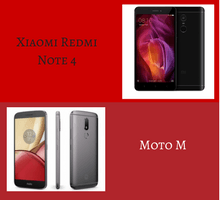 Moto M Vs Xiaomi Redmi Note 4 - tfi