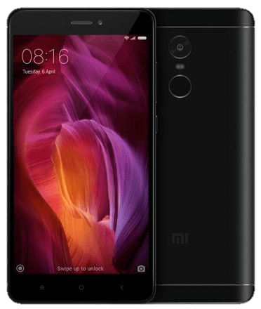 Xiaomi Redmi Note 4 Black