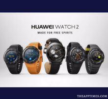Huawei Watch 2 and Watch 2 Classic Launch _ Features and Tech Specs - tfi