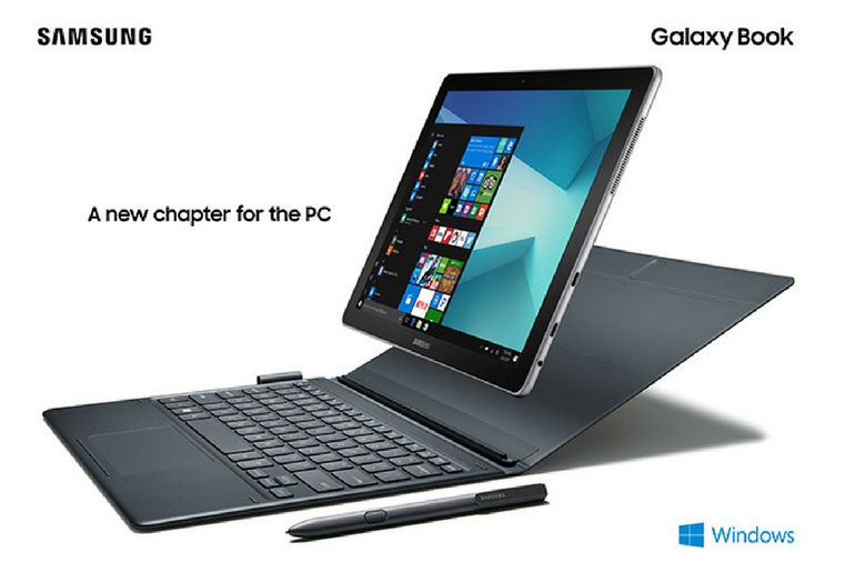 Samsung Galaxy Book - TATFI