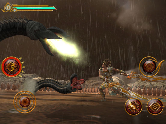 Legend of Abhimanyu screenshot 2