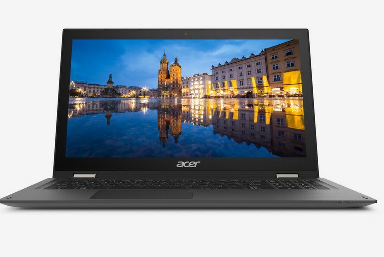 Convertible Laptop Acer Spin 3 Launched
