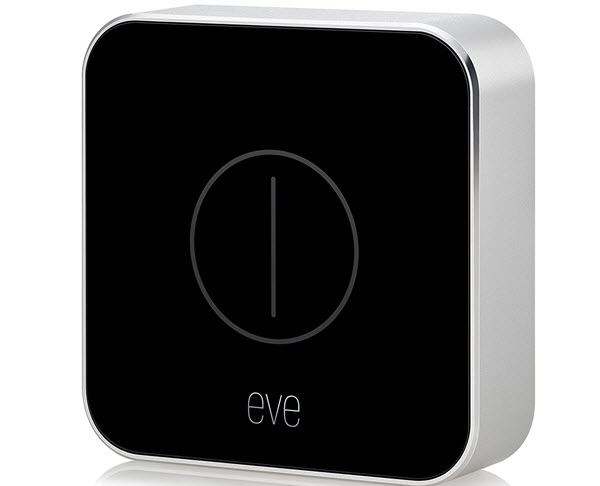 elgato eve button what you need to remote control your smart home. Black Bedroom Furniture Sets. Home Design Ideas