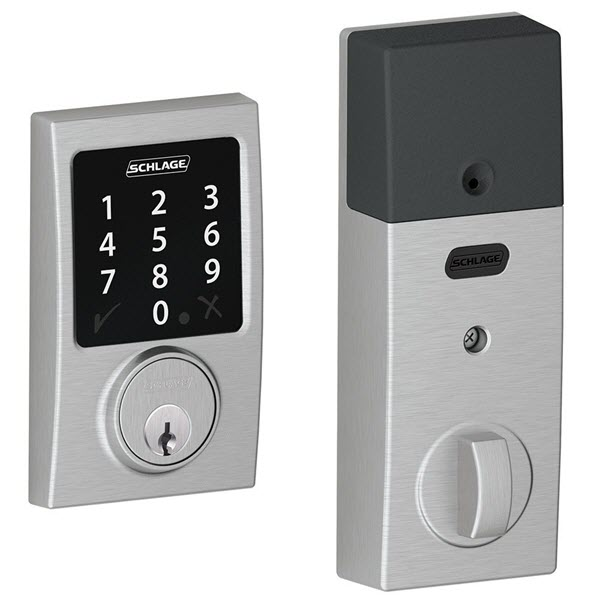 Schlage Connect Century Touchscreen Deadbolt