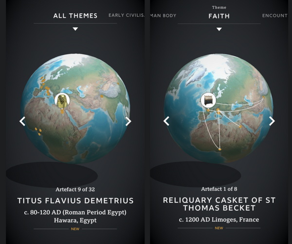 Civilisations AR App Review