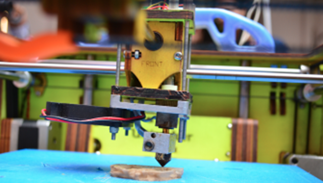 3D Printing At CES 2014