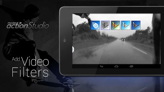 Action Studio Video Editor Pro screenshot 3