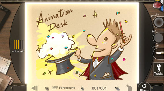 Animation Desk for iPhone - ios apps on sale