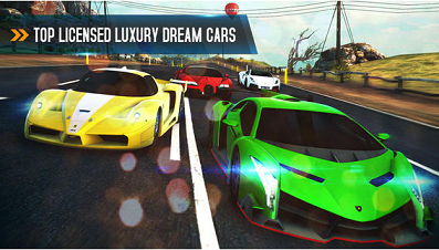 Asphalt 8 Airborne - Best Racing Games for iOS
